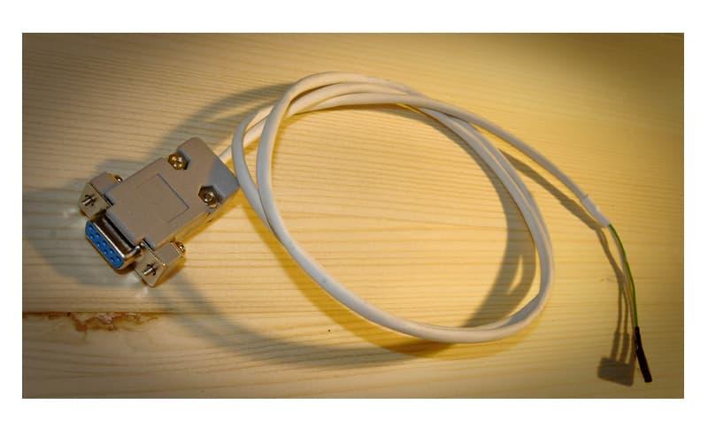 D-HID - Sector olvasó PC csatlakozó kábel